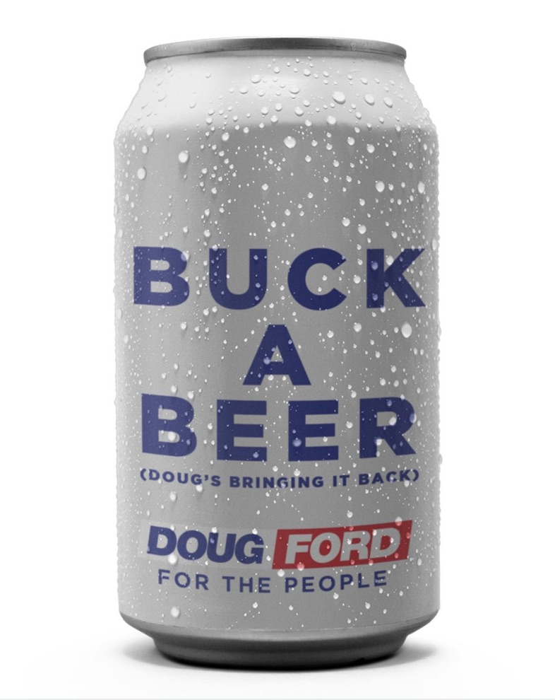 Beer for a buck