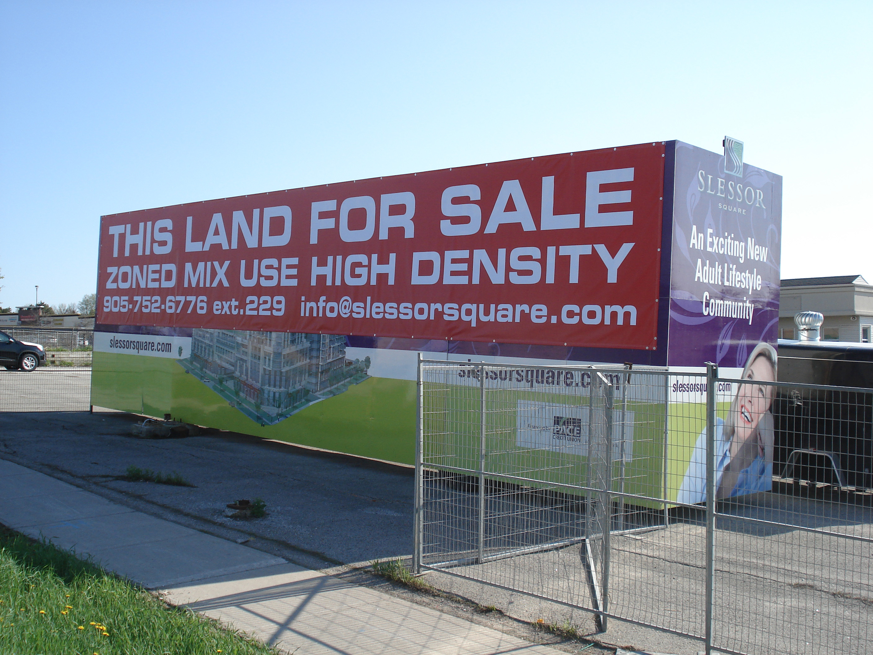 Slessor Land for Sale